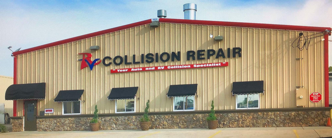 Get In Touch With RV Collision Repair LLC. Today!