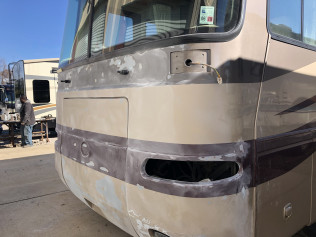 rv collision repair Bossier City, LA